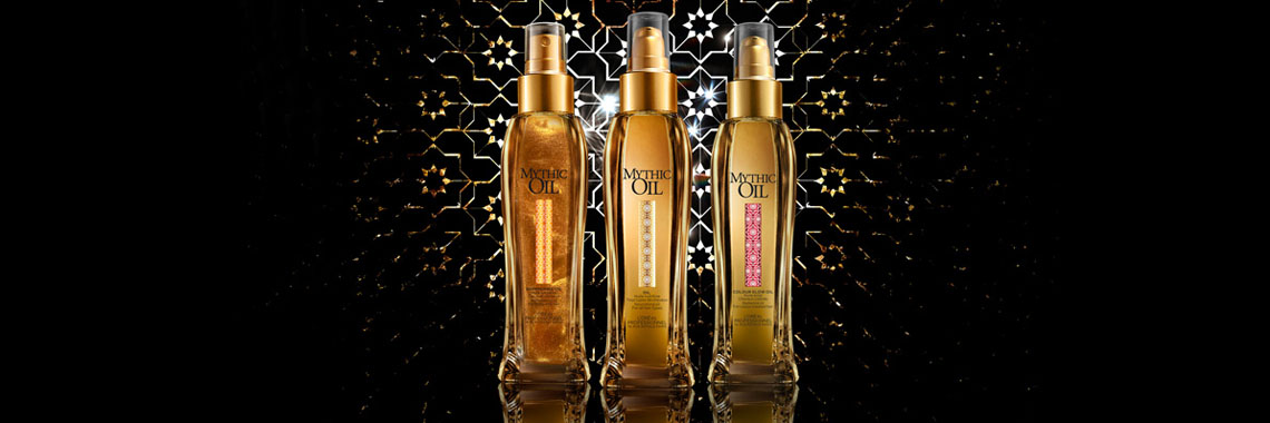 Haartoppers Mythic Oil